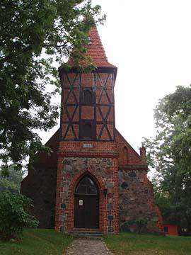 Alt-Rhese, Kirche, Mecklenburg-Vorpommern