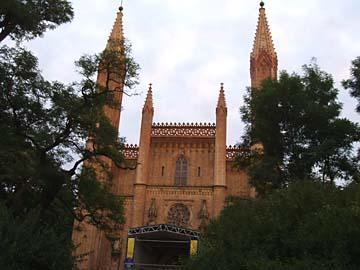 Neustrelitz, Schloßkirche