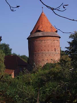"Plau, der ""alte Turm"""