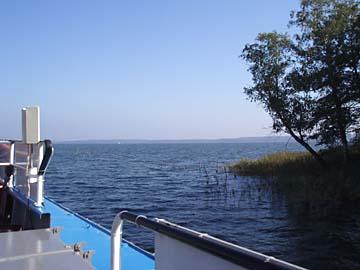 Plauer See bei Plau