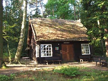 bei Stendenitz, Waldmuseum