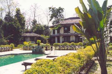 ... Lodge, Chitwan Nationalpark, Nepal