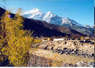 Kali Gandaki Tal, Annapurna, Nepal