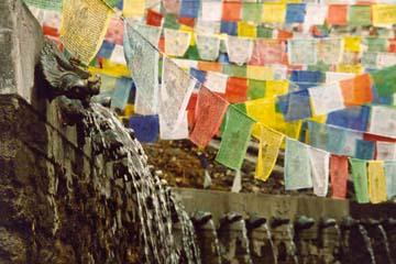 Pilgerstätte Muktinath, Annapurna, Nepal