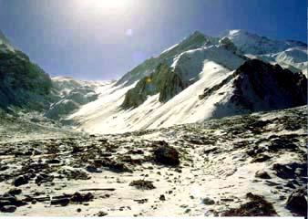 Thorong-La-Pass, Annapurna Trekking Gebiet