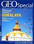 GEO Special Nepal - mit vielen Berichten und Bildern