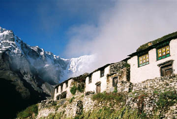 Kloster Thame in der Everest-Region, Nepal
