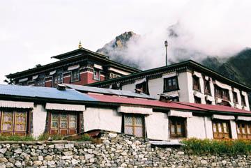 Kloster Tengboche, Everest-Region, Nepal