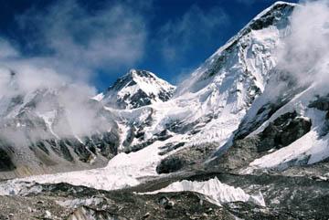 Everest Basecamp, Everest-Region, Nepal