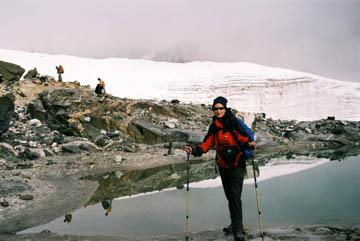 Cho La Pass, Everest-Region, Nepal