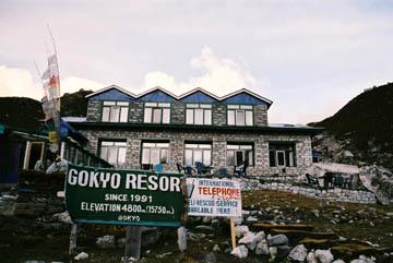 Himmel auf Erden, Gokyo Resort, Everest-Region, Nepal