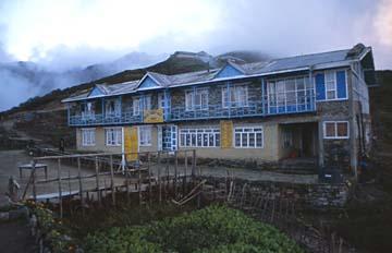 Unsere Lodge Mount Rest in Laurebina