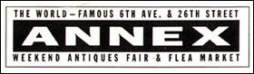 Annex Flea Market, New York