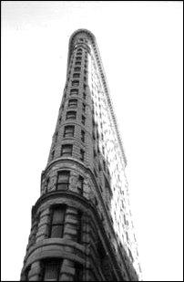 das Flatiron Building, Chelsea