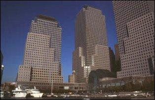 das World Financal Center, New York