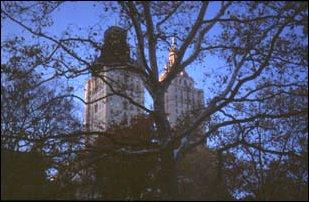 Häuser an der Upper West Side, Manhattan