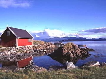 Harstad, Vesterälen, Norwegen