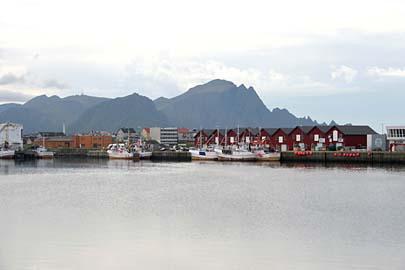 Andenes auf Andoy, Vesterälen, Norwegen