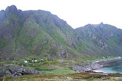 Vesterälenlandschaft bei Taen, Norwegen