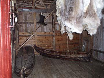 Samenzelt im Samisk-Freiluftmuseum, Vesterälen, Norwegen