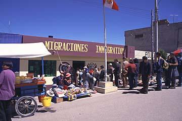 an der Grenze zu Bolivien, Peru