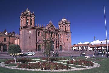 die Kathedrale von Cusco, Peru