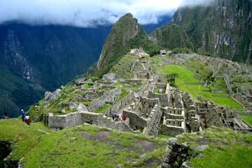 Machu Picchu, die mystische Stadt der Inka im Hochland der Anden
