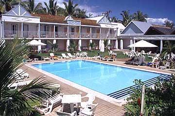 das Hotel Alamanda in l'Hermitage, Réunion