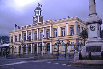 das Ancien Hotel de Ville in St. Denis, Réunion