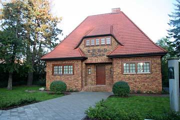 Ernst-Moritz-Arndt-Museum in Garz, Insel Rügen