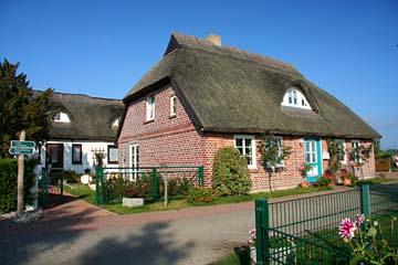 in Moritzdorf, im Süden der Insel Rügen