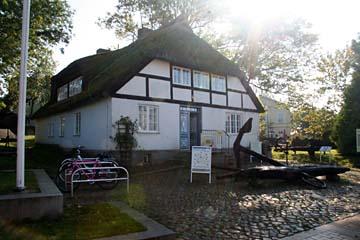 Mönchsgut-Museum in Göhren, Insel Rügen