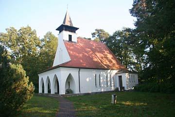 Kirche im Seebad Baabe, Insel Rügen