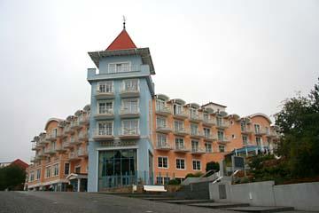 Hotel in Sellin, Insel Rügen