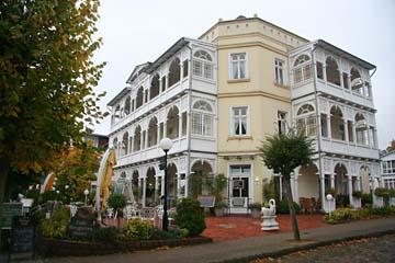 Bäderstilvilla in Sellin, Insel Rügen