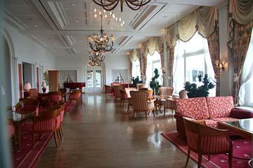 im Kurhaus (Hotel), im Seebad Binz, Insel Rügen