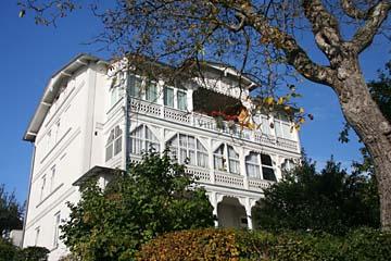 Villa in Sassnitz, Insel Rügen