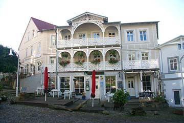 Villa in der Altstadt in Sassnitz, Insel Rügen