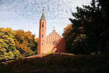 Johanniskirche in Sassnitz, Insel Rügen