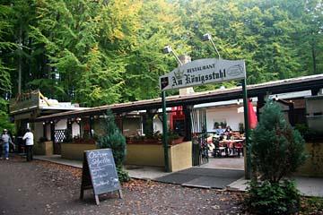 Gasthaus Königsstuhl, Kreideküste von Rügen