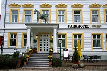 Hotel in Sassnitz, Insel Rügen