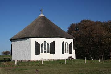 Kapelle in Vitt, Nordrügen