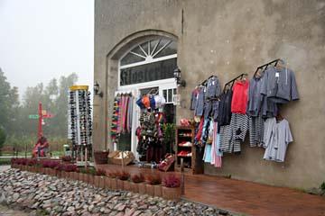 Souvenierladen in Koster auf Hiddensee