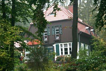 Gerhart-Hauptmann-Haus in Kloster auf Hiddensee