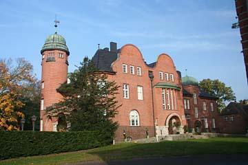 Schloß Libnitz, nahe Trent, Rügen