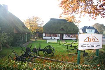 Hist. Handwerksmuseum in Gingst, Rügen