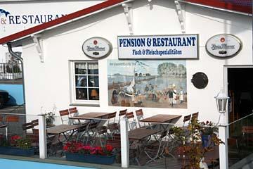 Restaurant an der Ummanzer Brücke, Insel Ummanz auf Rügen