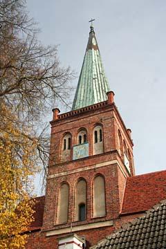 Marienkirche in Bergen, Insel Rügen