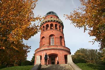 Ernst-Moritz-Arndt-Turm in Bergen, Insel Rügen