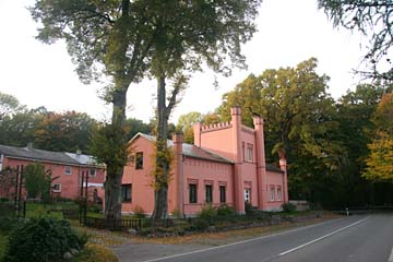 an der Straße Bergen - Putbus, Insel Rügen